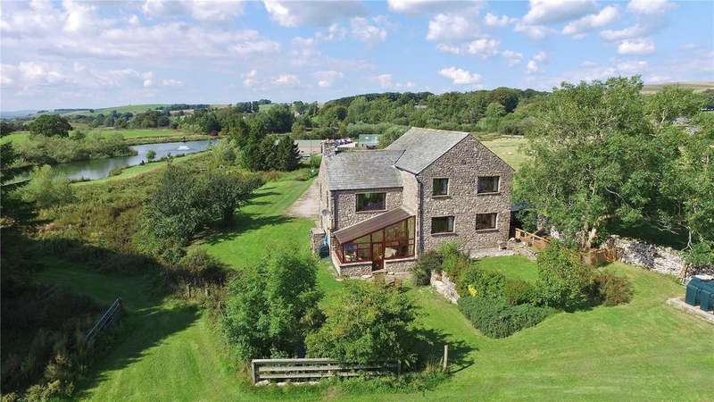 4 Bedrooms Detached House for sale in Bessy Beck, Newbiggin-on-Lune, Kirkby Stephen, Cumbria