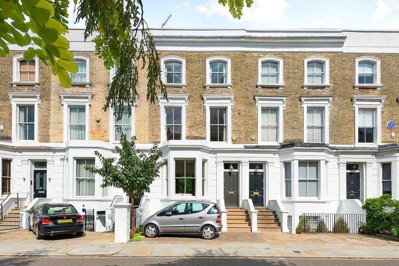 4 Bedrooms House for sale in Abingdon Villas, London