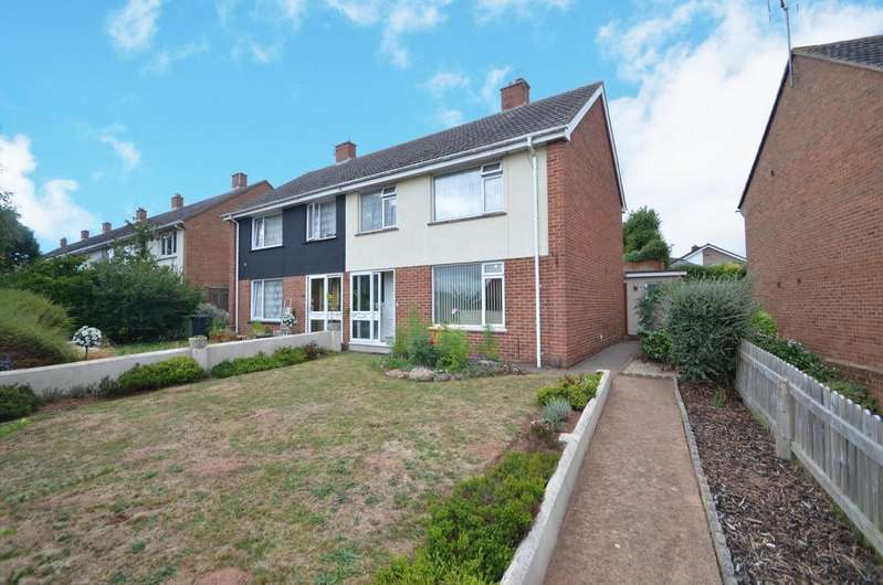 3 Bedrooms Semi Detached House for sale in Alphington, Exeter