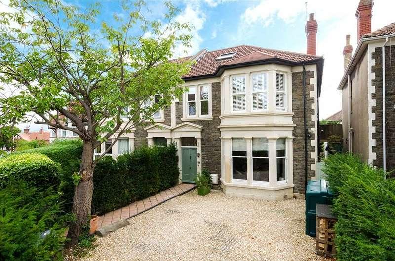 6 Bedrooms Semi Detached House for sale in Henleaze Road, Henleaze, Bristol, BS9