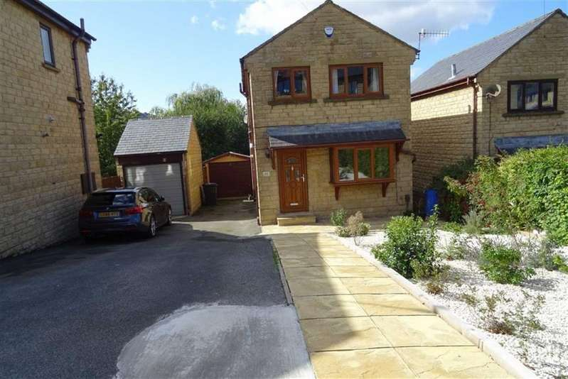 3 Bedrooms Detached House for sale in Caldercroft, Elland, HX5