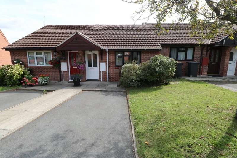 2 Bedrooms Terraced House for sale in New Close, Swannington