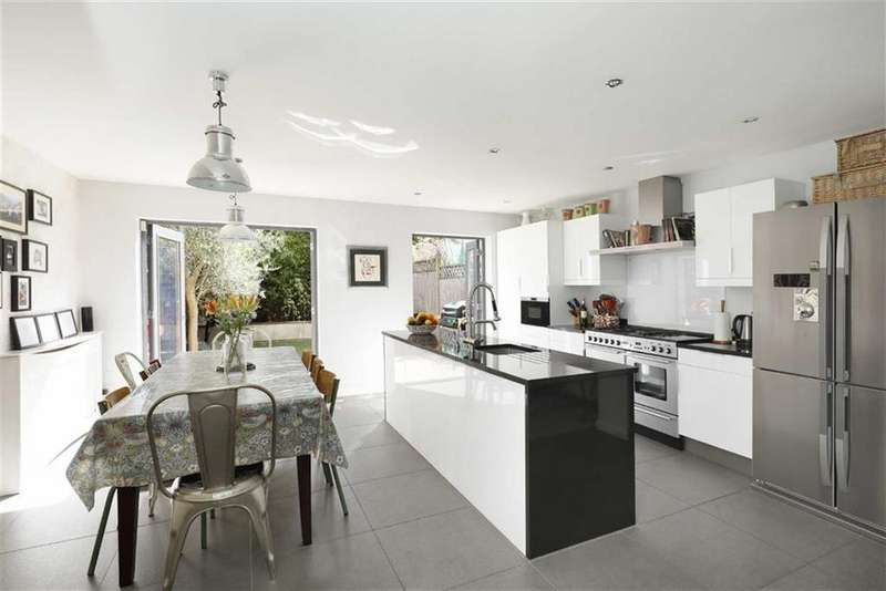 4 Bedrooms Terraced House for sale in Burleigh Place, Cambalt Road, Putney, SW15