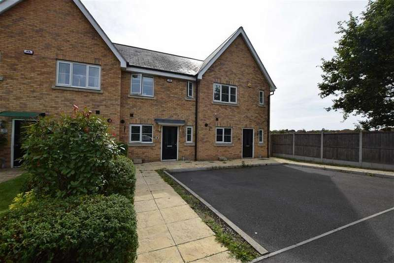 2 Bedrooms Terraced House for sale in Leinster Road, Basildon, Essex