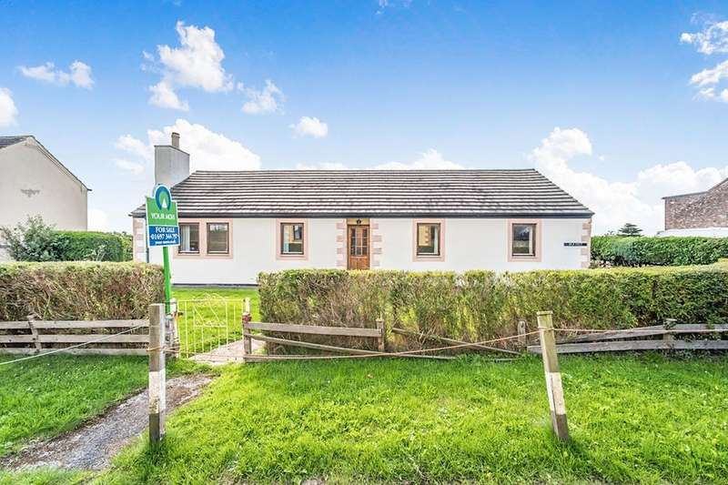 3 Bedrooms Detached Bungalow for sale in Drumburgh, Wigton, CA7