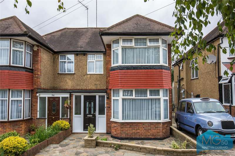 3 Bedrooms Semi Detached House for sale in Shamrock Way, Southgate, London, N14