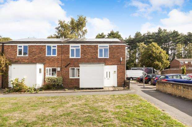 3 Bedrooms End Of Terrace House for sale in Bracknell, Berkshire, .