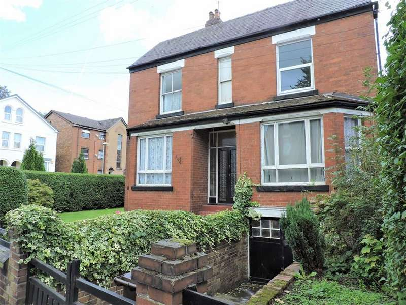 3 Bedrooms Semi Detached House for sale in Osborne Road, Manchester