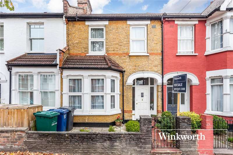 3 Bedrooms Terraced House for sale in Richmond Road, East Finchley, London, N2