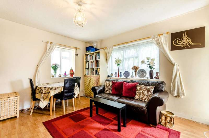 2 Bedrooms Flat for sale in Cornwall Street, Shadwell, E1