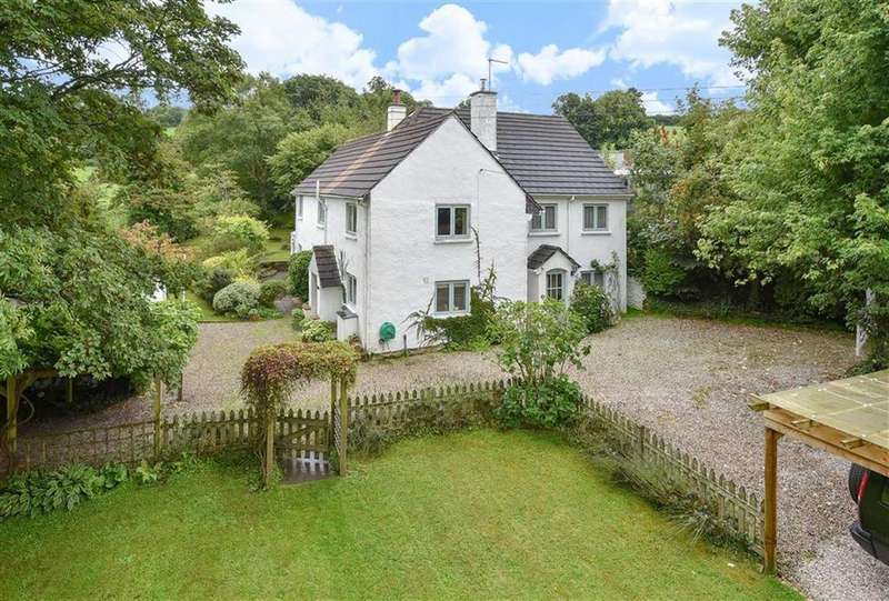 4 Bedrooms Detached House for sale in Stowford, Okehampton, Devon, EX20