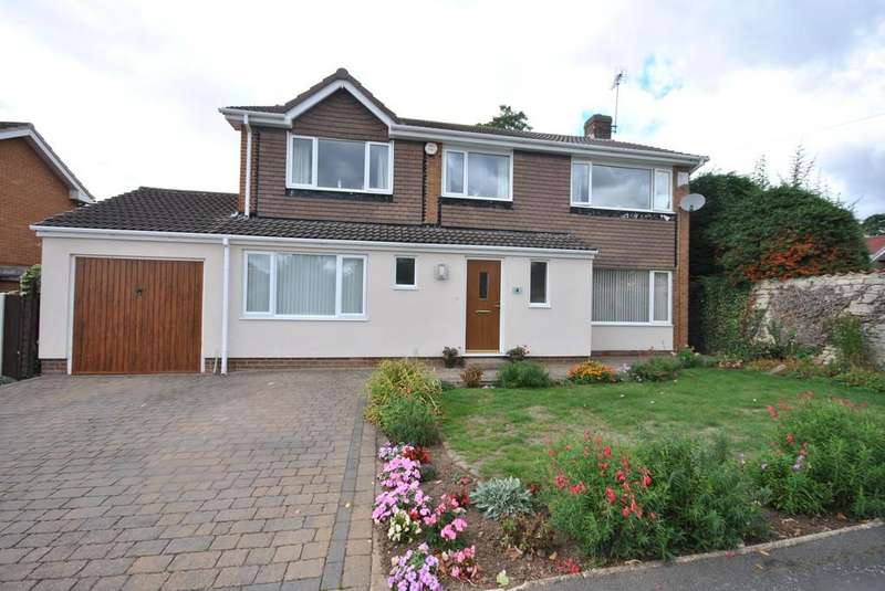 5 Bedrooms Detached House for sale in York Road, Tickhill, Doncaster