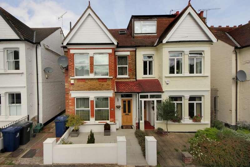 5 Bedrooms Semi Detached House for sale in Kingsley Avenue, W13