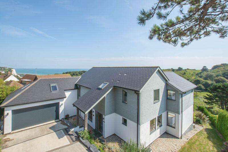 5 Bedrooms Detached House for sale in St Margaret's Bay