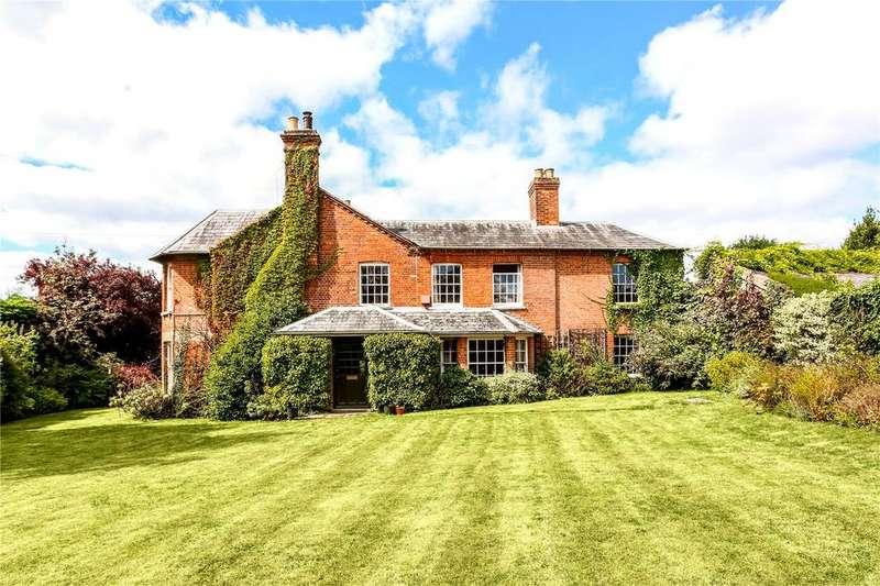 6 Bedrooms Unique Property for sale in Castle Lane, Donnington, Newbury, Berkshire, RG14