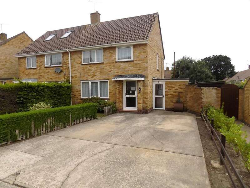 3 Bedrooms Semi Detached House for sale in Sandilands Way, Hythe SO45
