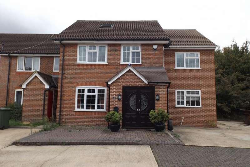 5 Bedrooms House for sale in Cippenham, Slough, Berkshire, SL1