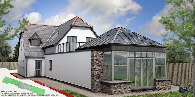 4 Bedrooms Detached House for sale in Lower Polscoe, Lostwithiel