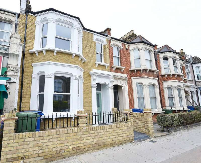 5 Bedrooms Terraced House for sale in Ivydale Road, Nunhead, London, SE15