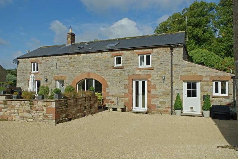 3 Bedrooms Barn Conversion Character Property for sale in Castle Carrock