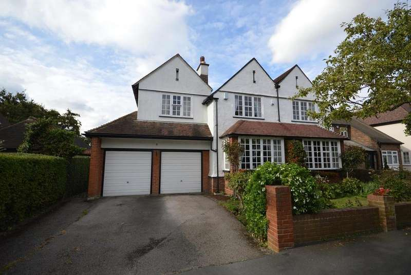 4 Bedrooms Detached House for sale in Risebridge Road, Exhibition Estate, Gidea Park, Romford, RM2