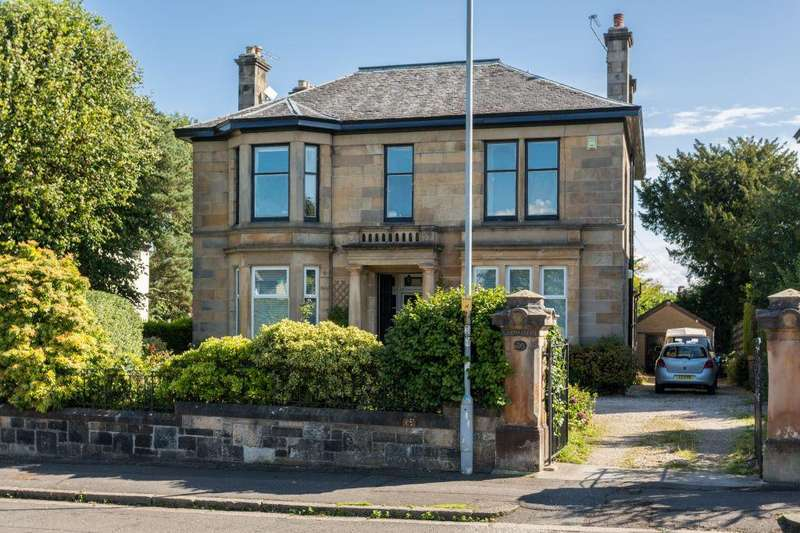 4 Bedrooms Flat for sale in 36A, Mansionhouse Road, Paisley, PA1 3RF