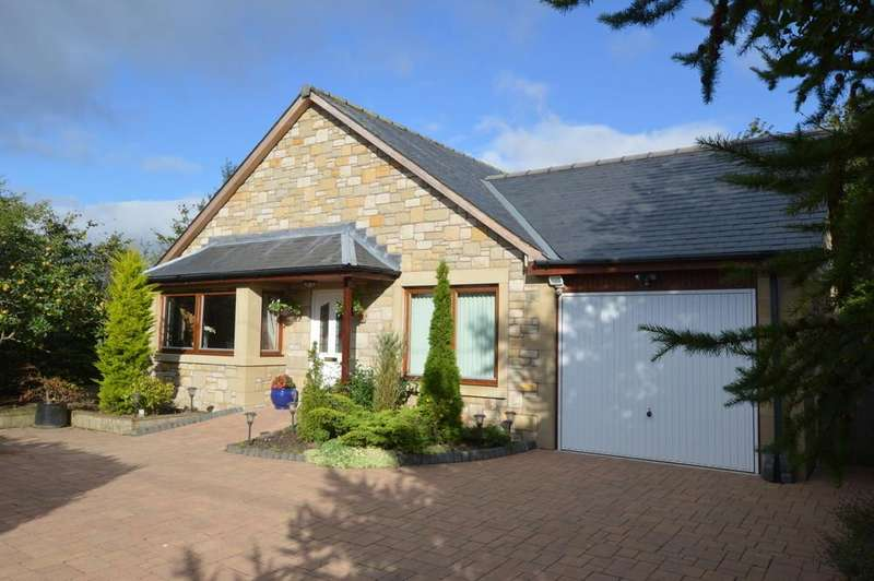 4 Bedrooms Detached Bungalow for sale in Branxton, Cornhill-on-Tweed, Northumberland