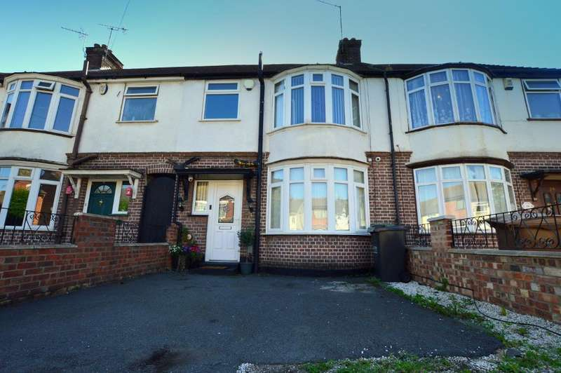 3 Bedrooms Terraced House for sale in Icknield Road, Luton, Bedfordshire, LU3 2PA
