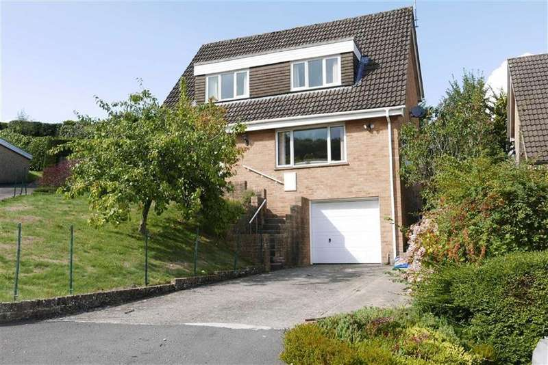 4 Bedrooms Detached House for sale in Burnt Oak, Dursley, GL11