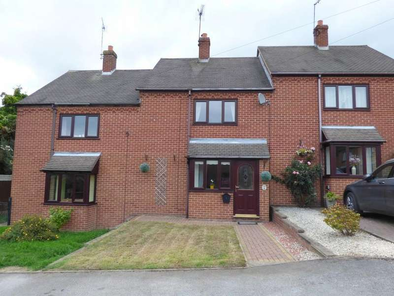 2 Bedrooms Terraced House for sale in Weston Bank, Marston Montgomery