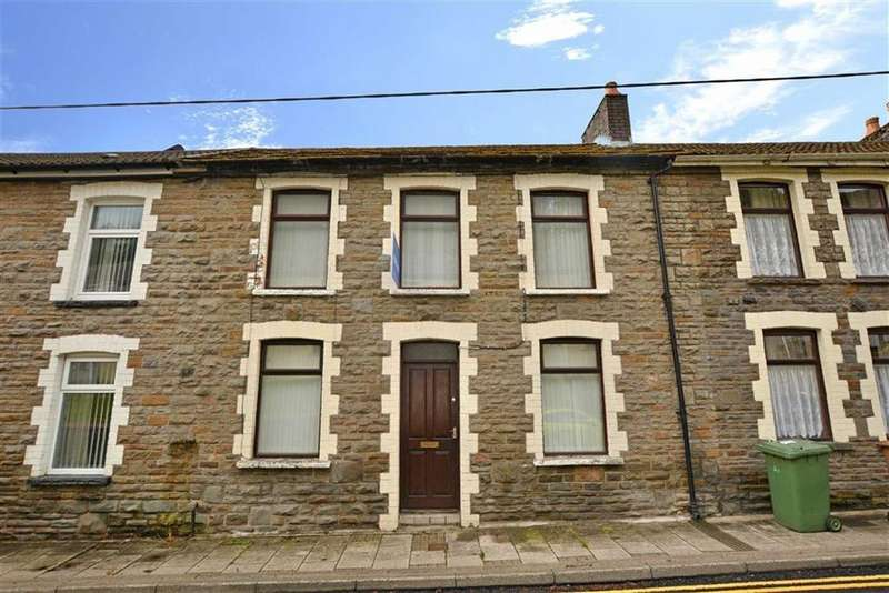 2 Bedrooms Terraced House for sale in Queens Road, New Tredegar