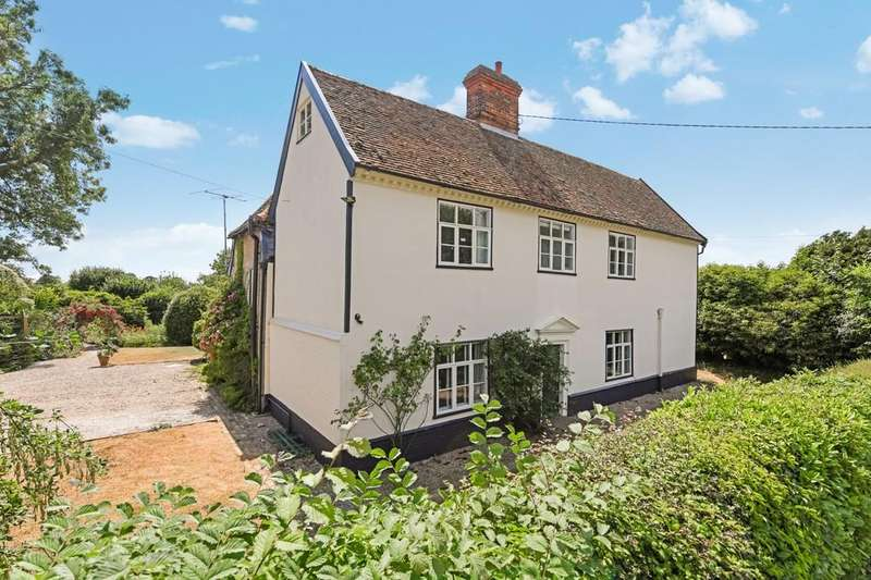 5 Bedrooms Detached House for sale in Hasketon, Woodbridge, IP13 6HN