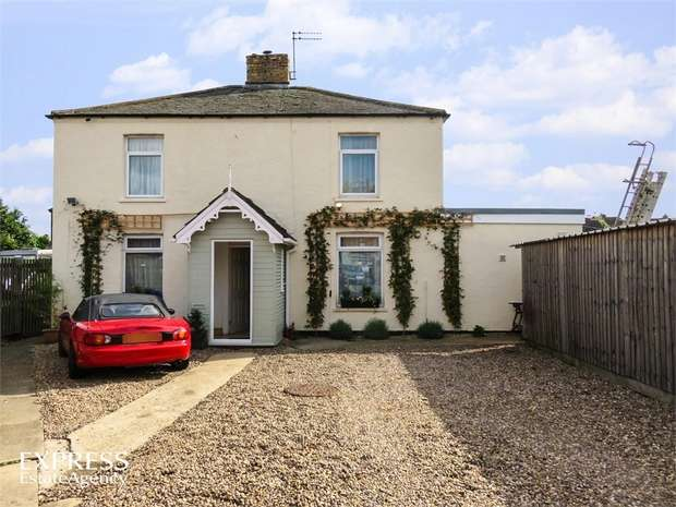 2 Bedrooms Semi Detached House for sale in Field Street, Boston, Lincolnshire
