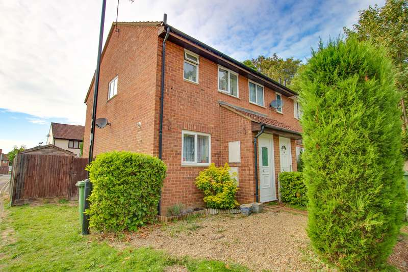 2 Bedrooms End Of Terrace House for sale in Vineyard Close, Woolston