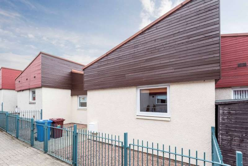 2 Bedrooms Terraced House for sale in Murrayfield Gardens, Dundee, Angus, DD4 0AH