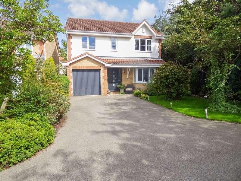 4 Bedrooms Property for sale in Primrose Close, Spennymoor, Durham, DL16 7YE