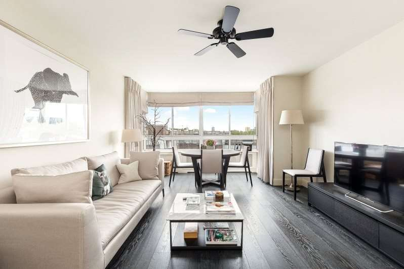 2 Bedrooms Flat for sale in Pier House, 31 Cheyne Walk, Chelsea, London, SW3
