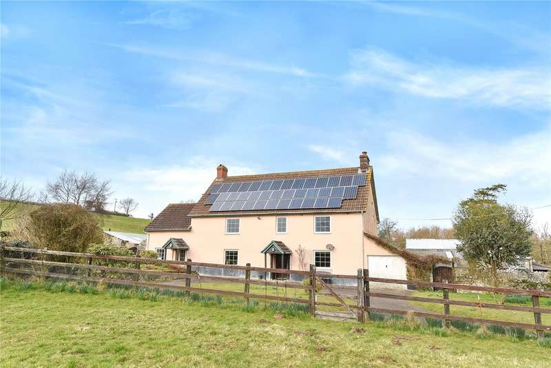 4 Bedrooms House for sale in Stockland, Honiton, Devon, EX14