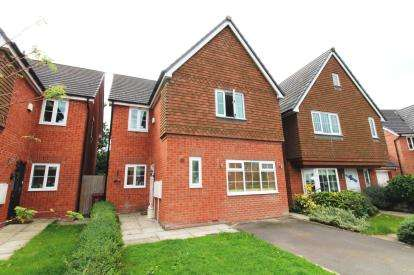 4 Bedrooms Detached House for sale in Sheen Gardens, Wythenshawe, Manchester