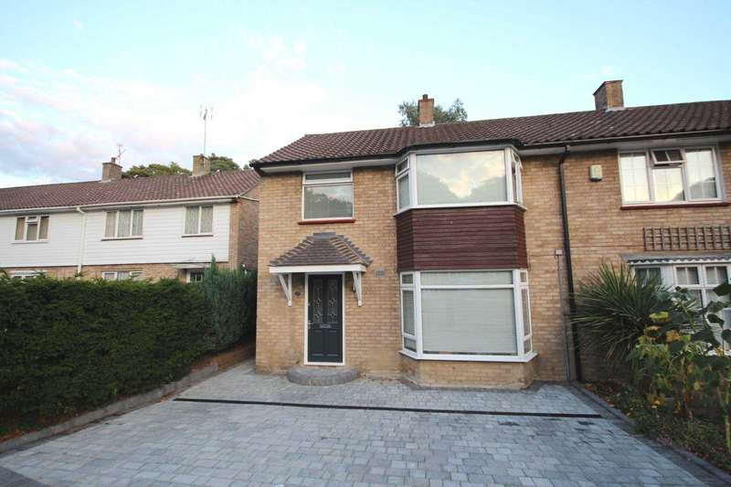 3 Bedrooms End Of Terrace House for sale in Drovers Way, Bracknell