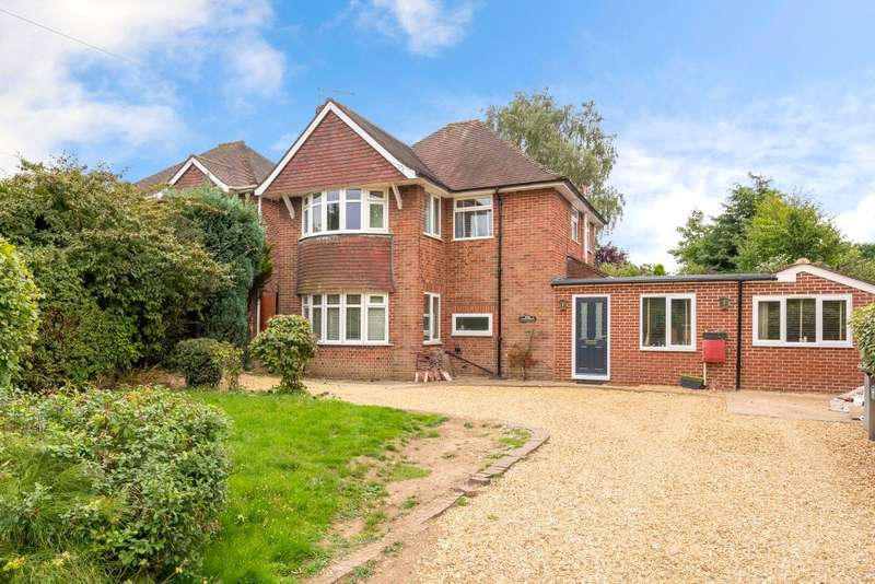 3 Bedrooms Detached House for sale in Bridge End Road, Grantham, NG31