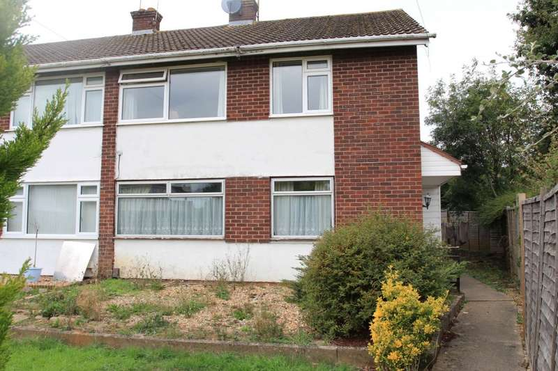 2 Bedrooms Flat for sale in Fairlawn, Oldland Common, BS30