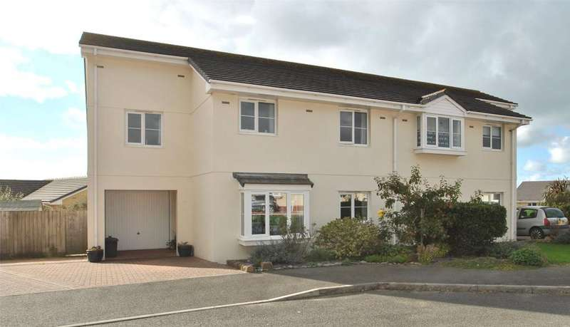 4 Bedrooms Semi Detached House for sale in Chubby Croft Close, Hartland