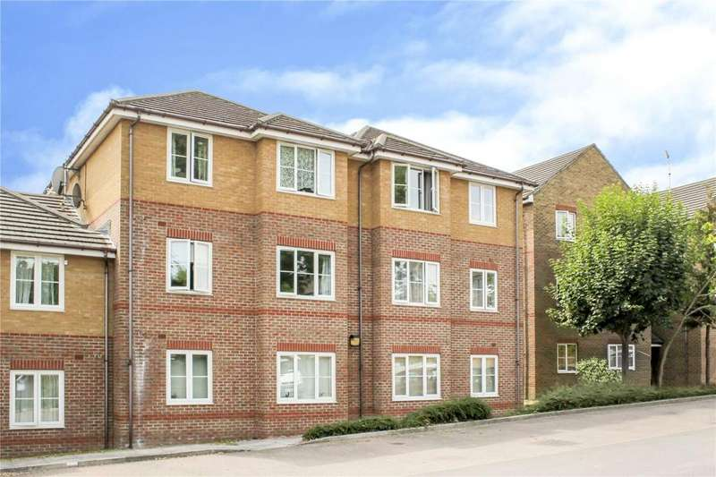 2 Bedrooms Apartment Flat for sale in Anders Corner, Bracknell, Berkshire, RG42