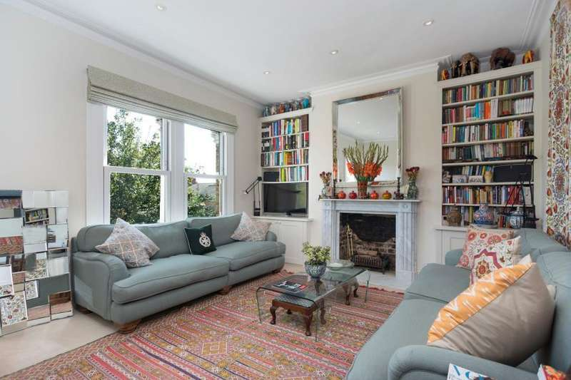 2 Bedrooms Apartment Flat for sale in FERNHEAD ROAD, W9 3EL