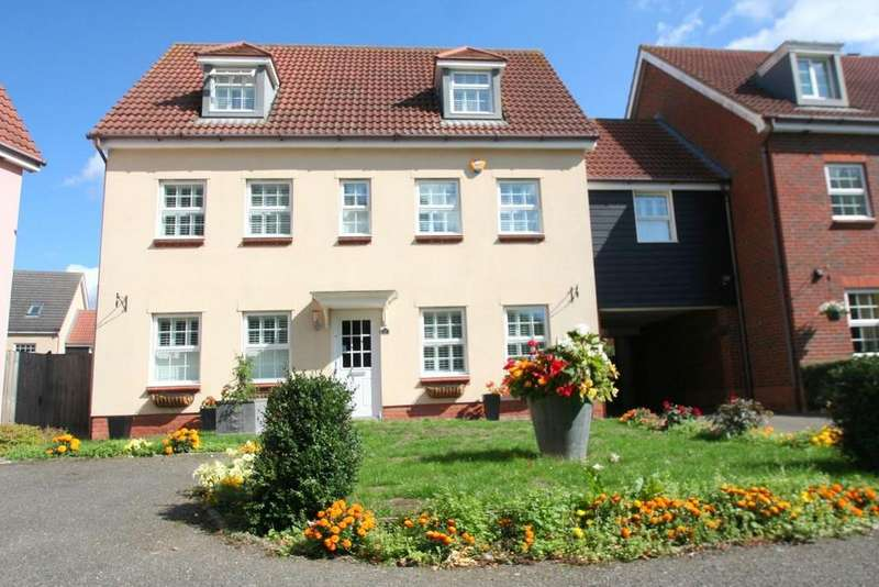 6 Bedrooms Link Detached House for sale in Dunstable Drive Braintree
