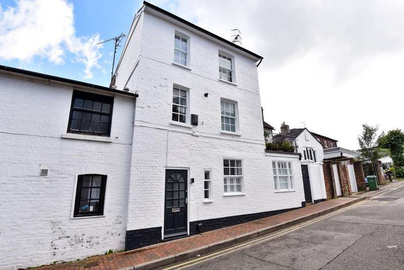 5 Bedrooms Town House for sale in Little Mount Sion, Tunbridge Wells TN1