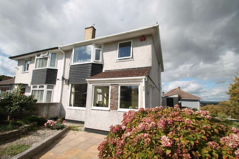 3 Bedrooms Semi Detached House for sale in Biggin Hill, Ernesettle, Plymouth