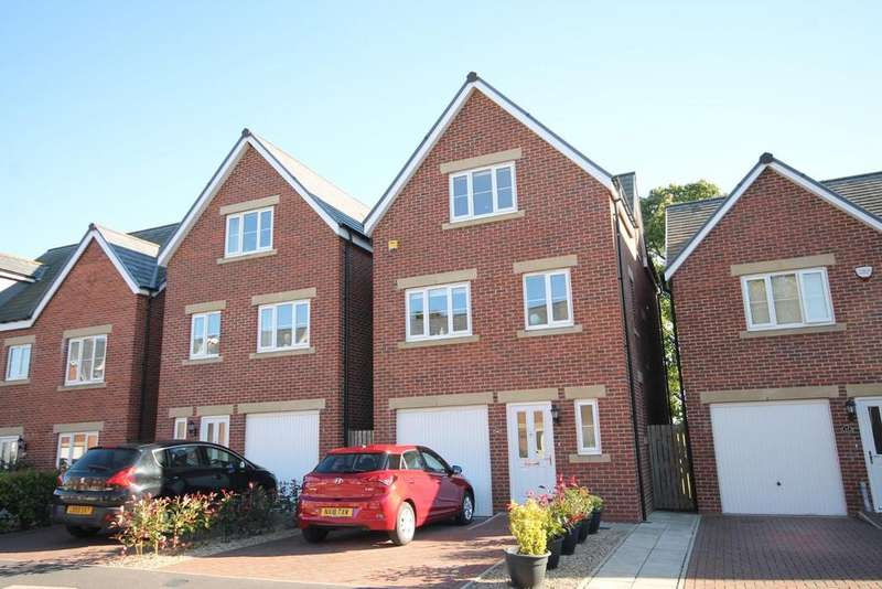 3 Bedrooms Detached House for sale in Howden Green, Howden Le Wear, Crook