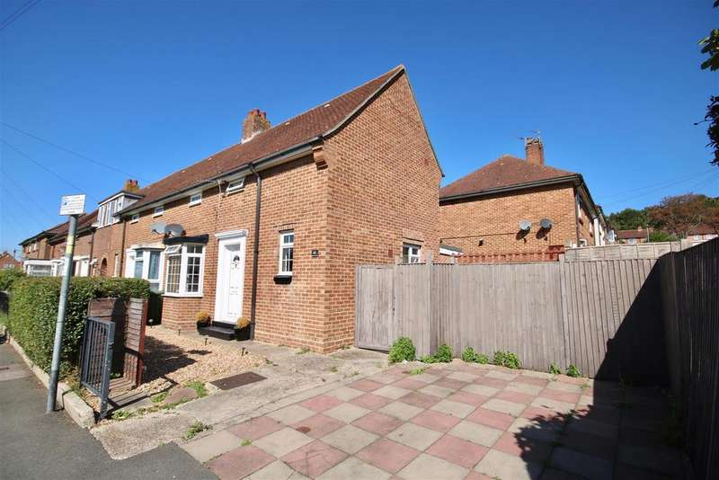 2 Bedrooms End Of Terrace House for sale in Peterborough Road, Portsmouth